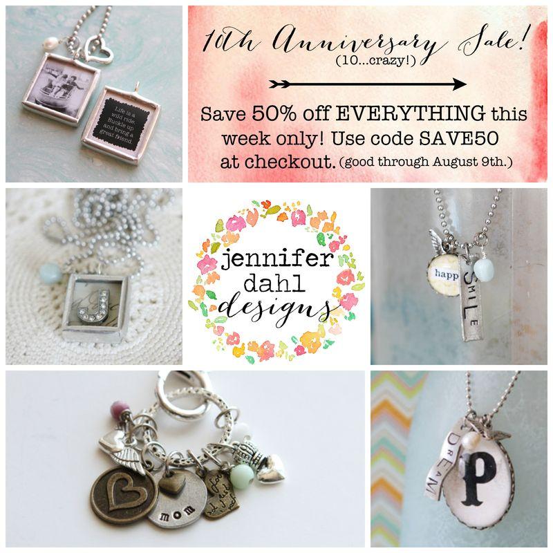 10 Anniversary Sale